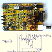 KEYREN Signal Generator Function,UDB1005S// UDB1008S UAC100-240V Waveform Function Signal Generator DDS Module UDB1005S US regulations 15.0011.007.00
