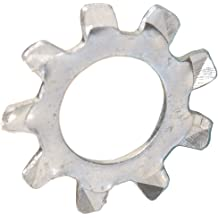 100-Pack The Hillman Group 310131 Number-12 Internal Tooth Lock Washer