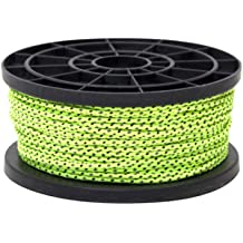Color : 9.5mm, Size : 10m LIYUN Climbing Rope 50M Reflective Rope Outdoor 2.5mm Thick Tent Rope Fixed Rope Canopy Draw Rope Wind Rope Umbrella Rope