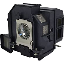 Original Philips Bulb Inside SpArc Platinum for Epson BrightLink 695Wi Projector Lamp with Enclosure