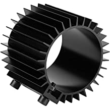 Purple Engine Oil Filter Cooler//Heat Sink Cover//Cap Billet Aluminum Kit Ef Eg for Mini Cooper