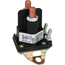 Trombetta Plastic Spade Contactor 812-1221-211