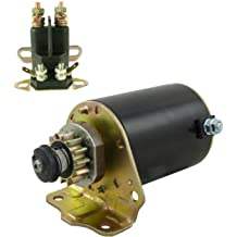 NEW STARTER SOLENOID FITS CASE TRACTOR 900 930 931 6-401 DIESEL 1113635 1113646 RAREELECTRICAL