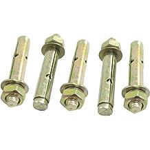 MariaP 5 Pcs Repair Tool M10 x 80mm Hex Nut Expansion Bolt