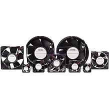 02510SS-12P-AT-00 DC Fan Axial Sleeve Bearing 12V 6V to 13.8V 2.65CFM 28.5dB 25 X 25 X 10mm