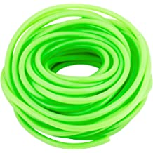 uxcell Fuel Line Hose Rubber 12mm I.D 0.9M//3Ft Diesel Petrol Hose Engine Pipe Tubing with 2 Clamps