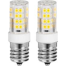 E17 LED T7 T8 Intermediate Base LED Appliance Bulb LightbulbDimmable4W 40W...