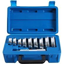SUNROAD Custom Bushing Driver Set Transmission Wheel Axle Bearing Race and Seal Installer Remover Press Tool Kit