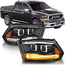 Passenger and Driver Side AmeriLite Black Parking Lights for Toyota Fj Cruiser