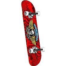"Powell Peralta Skateboard Complete Ripper Pastel Blue 8.5/"" x 32.08/"""