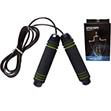 VGEBY1 Jump Rope Anti-slip PVC Rubber Speed Skipping Rope for Adults Children Fitness Exercise