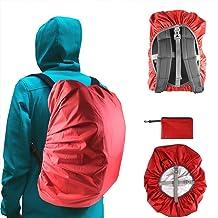 Camouflage Wiixiong 45L Adjustable Waterproof Dustproof Backpack Rain Cover Case