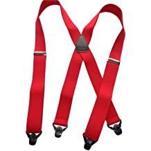 0c09eb437 Holdup Contractor Series 2  34  X-back Work Suspenders with Patented No-