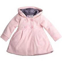 Rosiest Toddler Baby Girl Boy Butterfly Print Winter Warm Jacket Hooded Windproof Coat