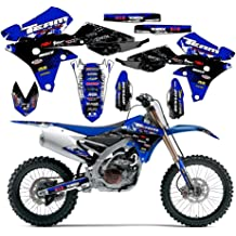 Team Racing Graphics kit compatible with KTM 2003-2004 SX SCATTER