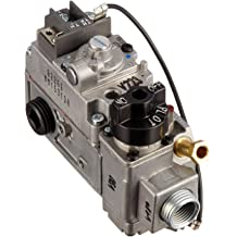 ROBERTSHAW GIDDS-506328 Combination Dual Gas Valve Without Side Taps