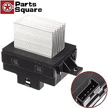PartsSquare Manual A//C Blower Motor Resistor Compatible with 2004 2005 2006 2007 Buick Rainier 02-09 GMC Envoy Chevy Trailblazer 02 03 04 Olds Bravada 03-08 Isuzu Ascender Blower Resistor 89019100