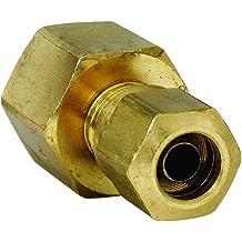3//8 Inlet Tube OD x 1//4 Inlet Tube OD Parker Hannifin 24M-6-4 Glass Filled Nylon Presto Manifold