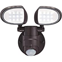 RAB Lighting HS90-A AREASITE Brown