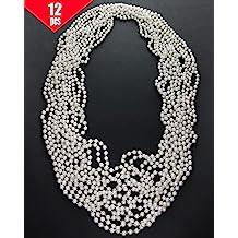 8mm White Darice 360-Piece Round Pearl Beads
