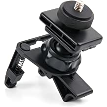 DURAGADGET Sturdy and Durable Car Air Vent Mount for The Rollei Sportsline 65 /& Rollei Sportsline 100