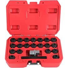 H/&R 1225001KEY4/Rim Lock Nuts Set of 4/Cone 60//° Diameter M12/x 1.25/mm