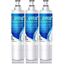 4396510,Filter 5,EDR5RXD1,NL240V,WFL400 Refrigerator Water Filter 3PACK Icepure 4396508 replacement refrigerator water filter for Whirlpool 4396508