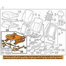 GENERAL MOTORS 22736394 HANDLER SEAT RECLGRAY