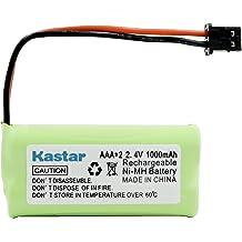 b1ba52ed74fed6 Kastar Cordless Phone Battery Replacement for Uniden BT1021 BT-1021 BT1008  BT-1008, Uniden 65AAAH2BMS, BBTG0645001, BBTG0734001, BBTG0847001, .