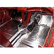Hushmat 697675 Sound and Thermal Insulation Kit 1966-1970 Ford Falcon Wagon Roof