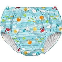 Charlie Banana Best Extraordinary Reusable Swim Diaper Large, Monkey Doo
