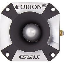 Each Orion CTW500 4.5 450 Watts Cobalt Series Super Bullet Tweeter with Aluminum Diaphragm