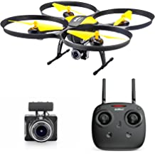 cb9bf260d24 Altair 818 Hornet Beginner Drone with Camera, Live Video Drone for Kids &  Adults w FPV, 15 Min Flight Time, Altitude Hold, Personal Hobby .