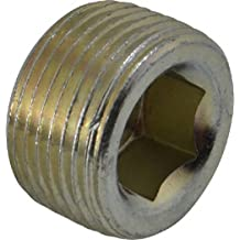 5406-HHP-08 Hydraulic fitting Carbon Steel 08MP HOLLOW HEX PLUG 1//2-14 Male NPT Tompkins