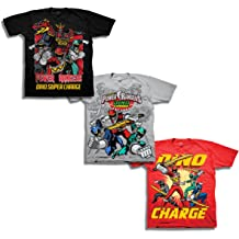 Blue Ranger Deco Kids T-Shirt Size YM Power Rangers Youth