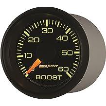 0-60 PSI, 52.4mm Auto Meter 8508 Factory Match 2-1//16 Mechanical Boost Gauge