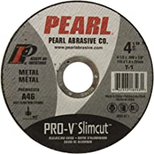 2-PK Pearl Abrasive DCW06A Slimcut-40 Cut-off Wheel 6 x .040 x 7//8