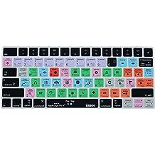41e7318ac00 XSKN Logic Pro X Shortcut Keyboard Skin, XSKN Durable Logic Hotkeys  Silicone Keyboard Skin for