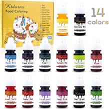 Ubuy Kuwait Online Shopping For food coloring in Affordable ...