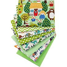 Shawn Wallace Gnome and Gardens Rolie Polie 40 2.5-inch Strips Jelly Roll Riley Blake RP-7890-40