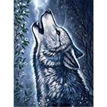15.75x 17.72 DIY Handwork Store 5D Full Round Diamond Painting Kits by Numbers DIY Cock Animal Mosaic Cross Stitch Rhinestones Picture Arts Craft Gift Handmade Embroidery Canvas Home Wall Decor