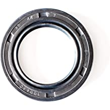 30mmX52mmX10mm Single Metal Case w//Nitrile Rubber Coating 1.181x2.047x0.394 Oil Seal 30X52X10 Oil Seal Grease Seal TC |EAI Double Lip w//Garter Spring