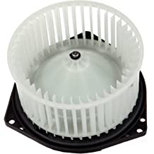ABS plastic HVAC Heater Blower Motor w// Fan Cage for Chevrolet Aveo 2004-2010