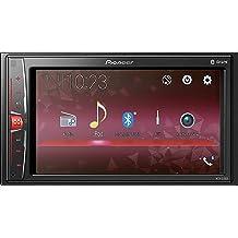 SiriusXM Fits 2003-2005 Chevrolet Blazer 2003-2006 Silverado Kenwood DDX276BT Double Din Radio Install Kit With 6.2 Touchscreen 2003-2006 Suburban