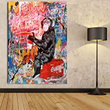 Graffiti Street Art George Clinton Giant Art Print Home Decor New Poster