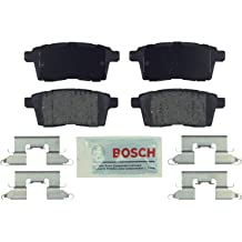 Bosch BE1327H Blue Disc Brake Pad Set with Hardware