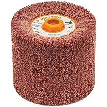 1 Width Bright Red VSM 300347 Abrasive Belt Coarse Grade Ceramic 42 Length Pack of 10 36 Grit Cloth Backing