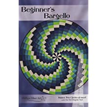 Beginners Bargello 12 Page Booklet with Insert and Mini Wedge Acrylic Template by Phillips Fiber Art