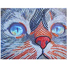Crystal Rhinestone Embroidery Cross Stitch Art Craft Supply Canvas Wall Smdoxi Diverse Abstract DIY Digital Diamond Painting Set