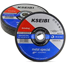 Toolman Premium Cut Off Cutting Wheel Universal Fit 10pcs 46 Grit 15200 rpm 4 x 5//8 x 1//16 for metal and stainless steel works with DeWalt Makita Ryobi
